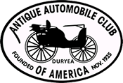 Antique Auto Club of America logo