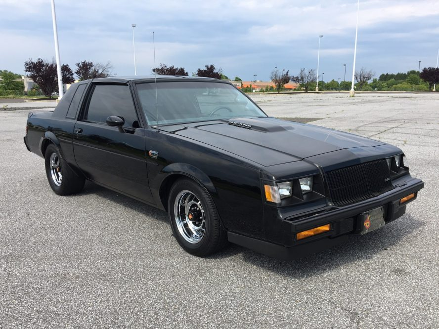 Black 1987 grand national