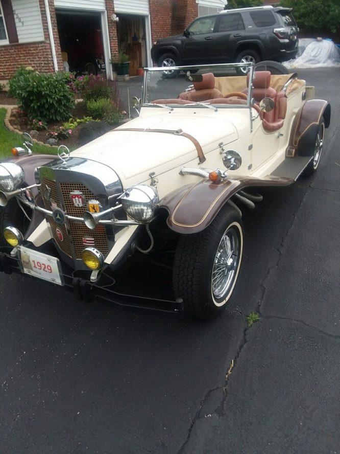 IMG 4477 - Members' Classic Cars Showcase