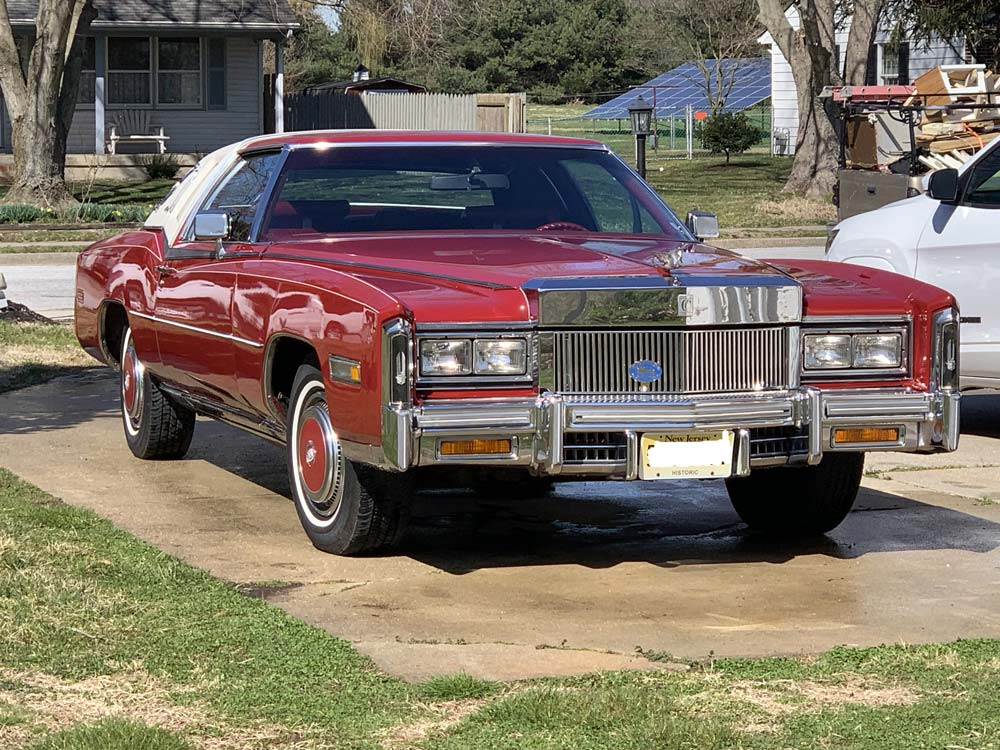 Red Mauer Cadillac