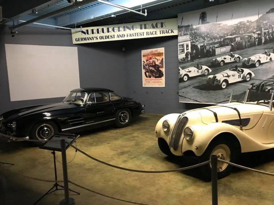 2018 Simeone Museum Tour
