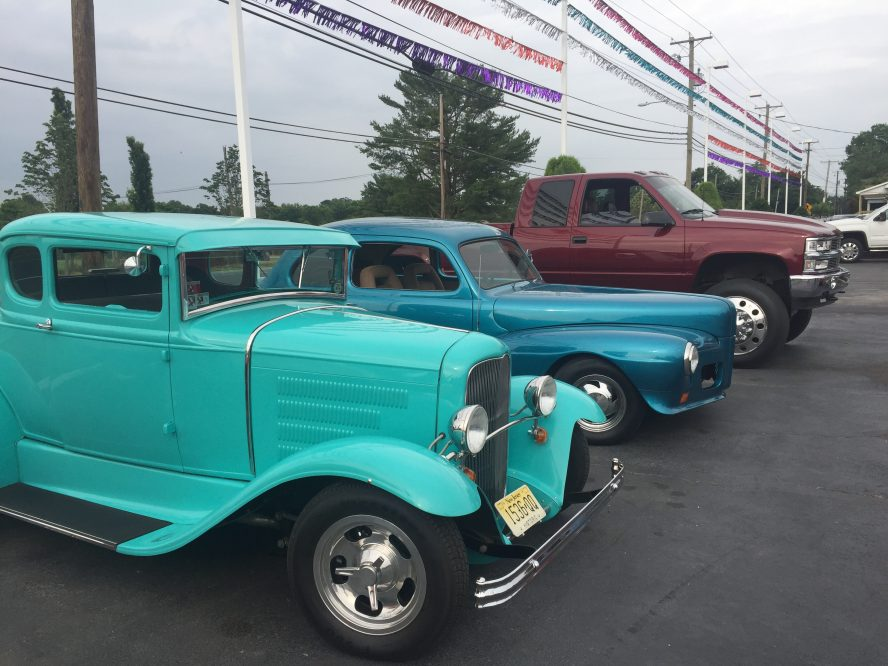 2018 June Bobbitt Auto Cruise Night