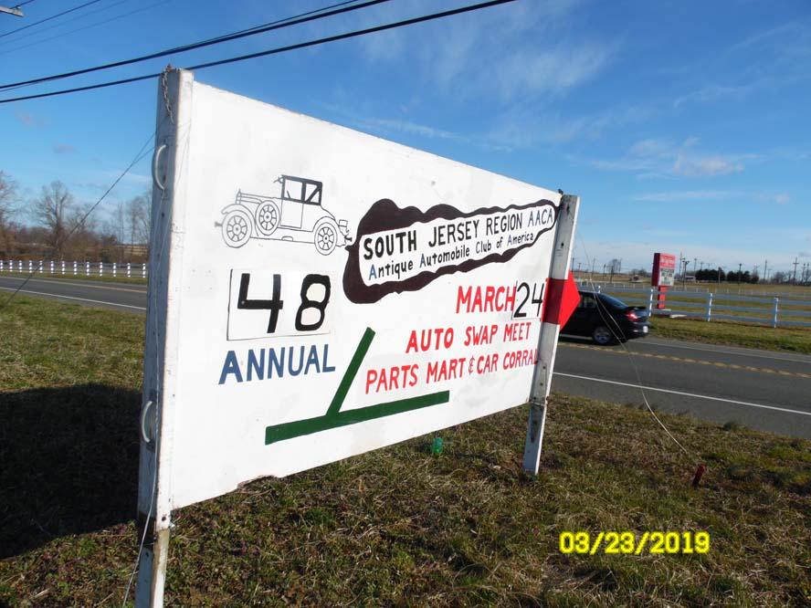 SAM 8525 - 2019 Swap Meet & Car Corral