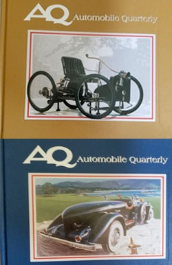 Auto Quarterly magazine