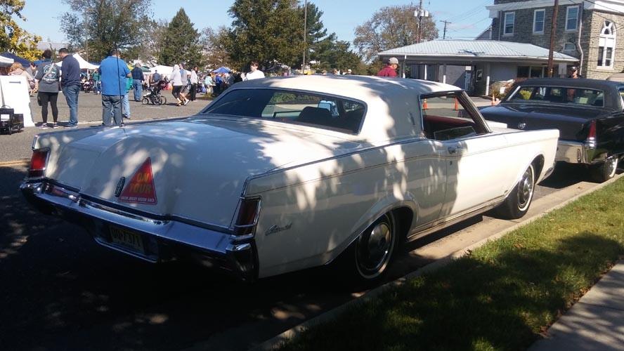 20191005 114507 - 2019 Lew Zane Memorial Car Show Elmer Harvest Day
