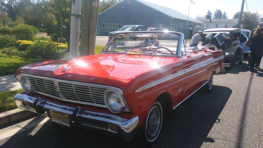 20191005 133115 - 2019 Lew Zane Memorial Car Show Elmer Harvest Day