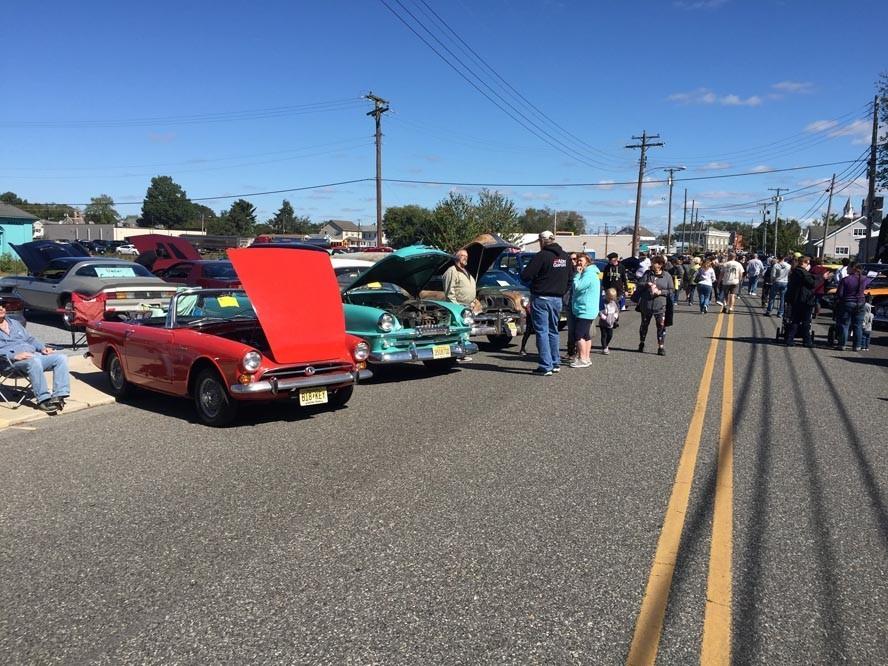 IMG 7223 - 2019 Lew Zane Memorial Car Show Elmer Harvest Day