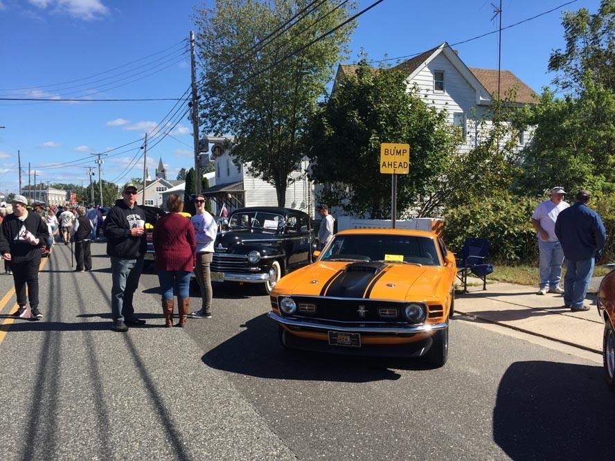 IMG 7224 - 2019 Lew Zane Memorial Car Show Elmer Harvest Day