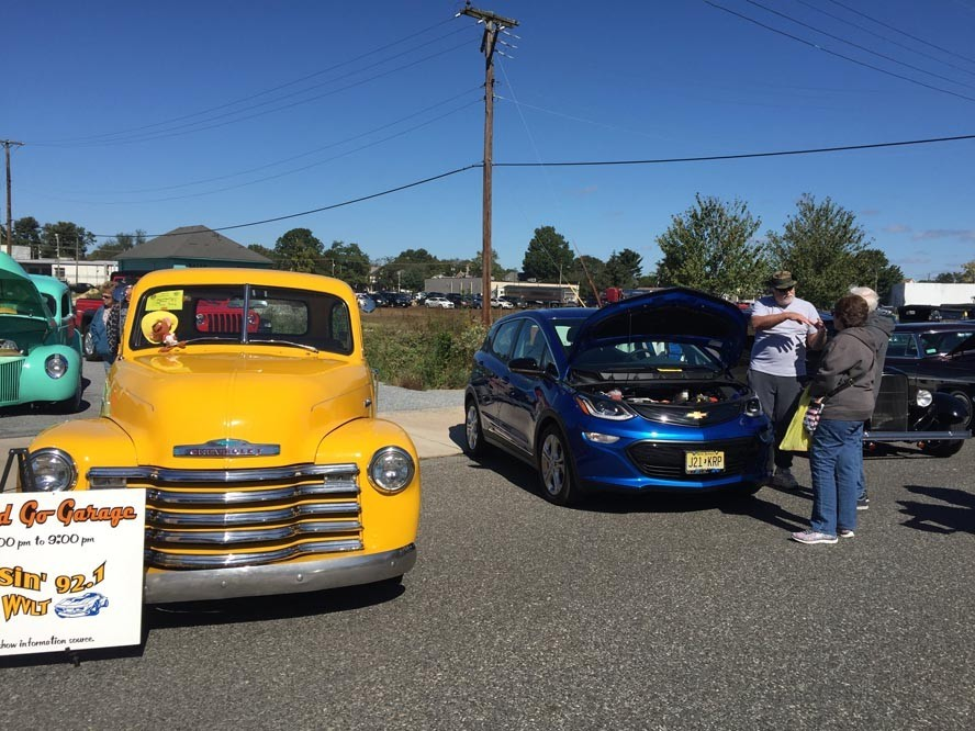 IMG 7225 - 2019 Lew Zane Memorial Car Show Elmer Harvest Day