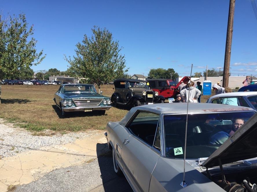IMG 7226 - 2019 Lew Zane Memorial Car Show Elmer Harvest Day