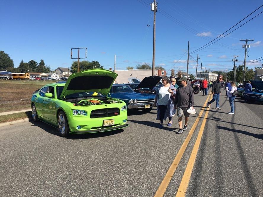 IMG 7227 - 2019 Lew Zane Memorial Car Show Elmer Harvest Day