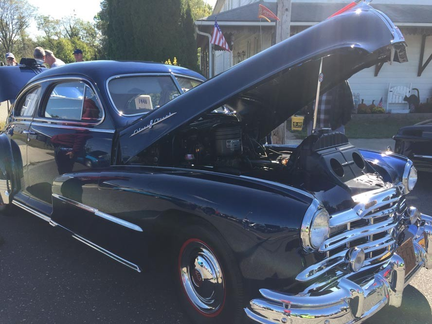 2019 Lew Zane Memorial Car Show Elmer Harvest Day