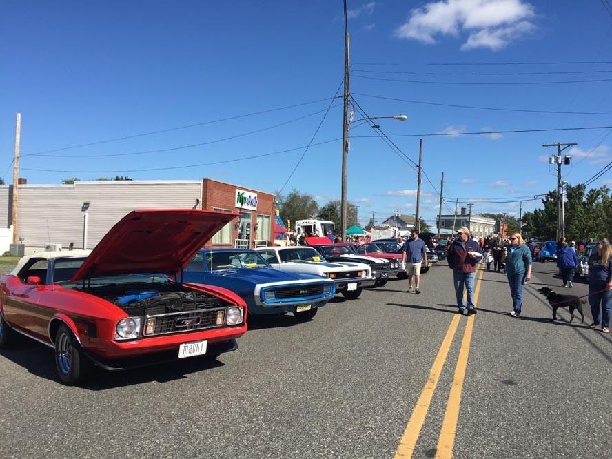 IMG 7229 - 2019 Lew Zane Memorial Car Show Elmer Harvest Day
