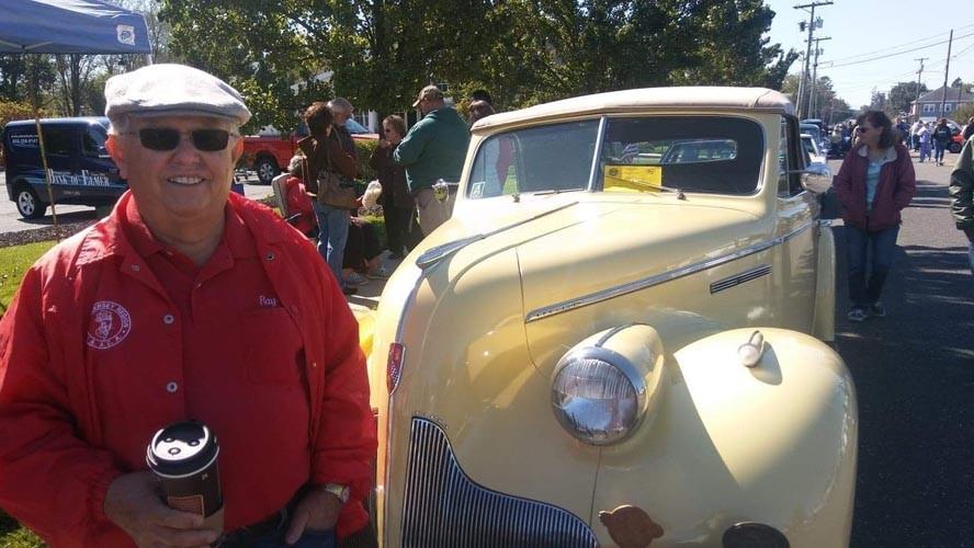 IMG 7812 - 2019 Lew Zane Memorial Car Show Elmer Harvest Day