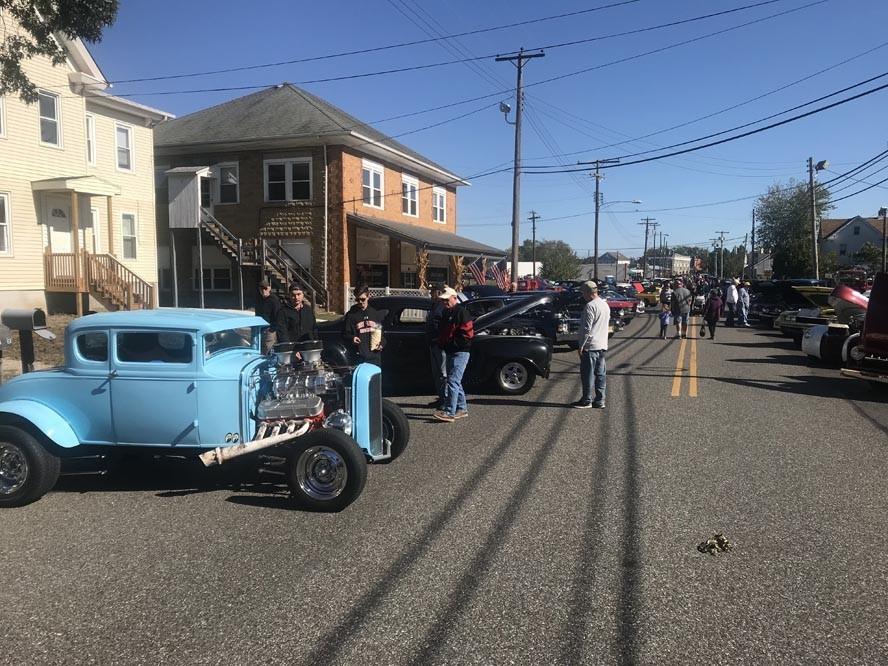 Image 4 - 2019 Lew Zane Memorial Car Show Elmer Harvest Day