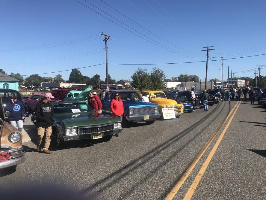Image 5 - 2019 Lew Zane Memorial Car Show Elmer Harvest Day