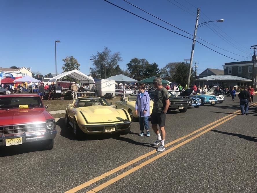 Image 8 - 2019 Lew Zane Memorial Car Show Elmer Harvest Day