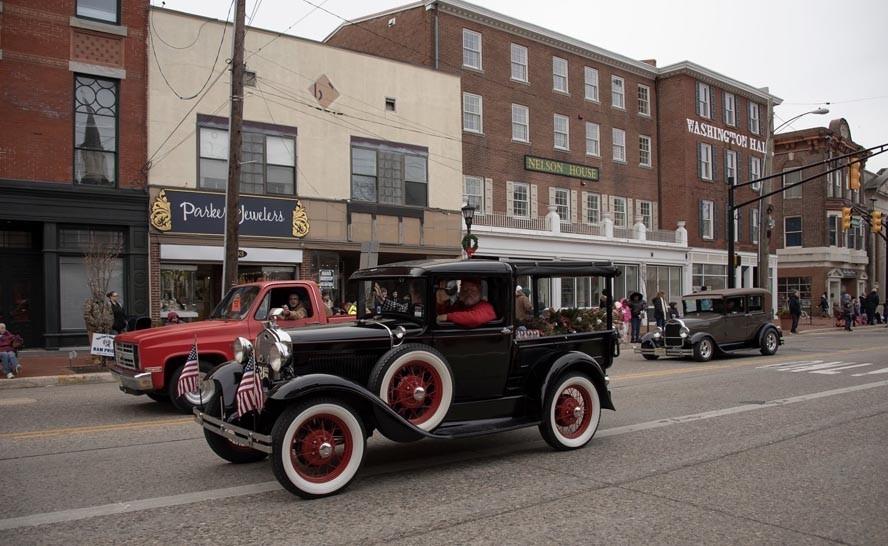 2019 Salem Christmas Parade