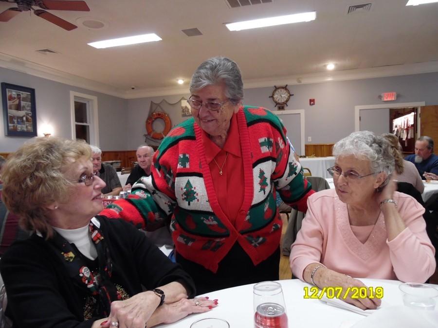 2019 SJRAACA Christmas Party