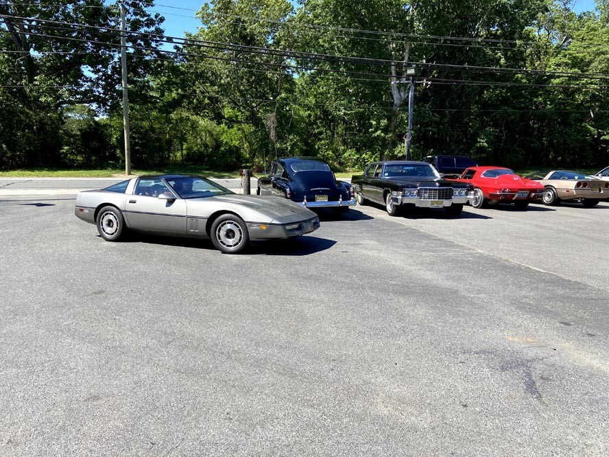 Coffee Cruise at South Jersey Classics 06-13-20