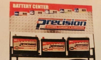 Precision Batteries