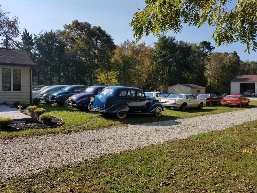 Gibson Fall Car Show Oct. 18, 2020
