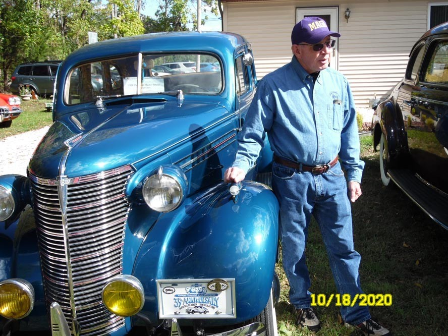 Gibson Fall Car Show Oct. 18, 2020