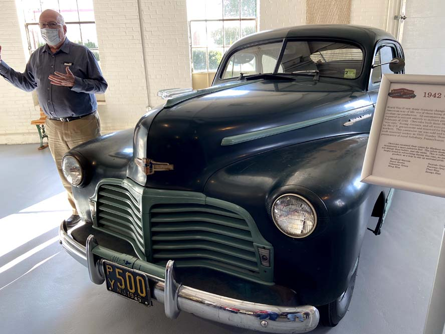 Boyertown Museum of Historic Vehicles Nov. 2020