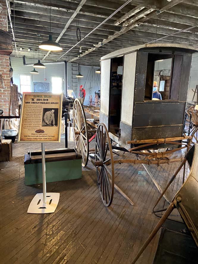 Boyertown Museum of Historic Vehicles Nov. 2020