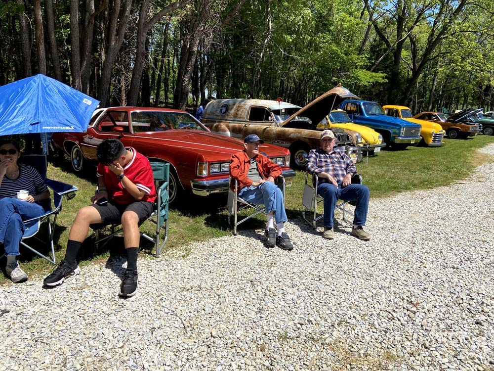 Gibson Spring Car Show May 15, 2021