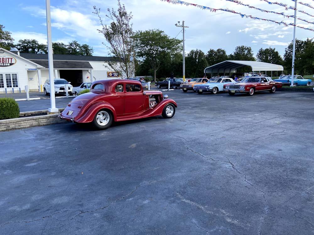Bobbitt Auto August Cruise Night