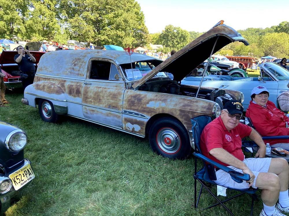 2021 Hagley Museum Car Show